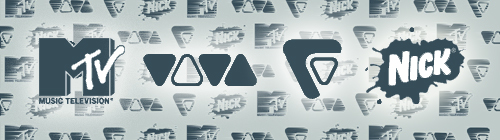 Graphik: DWDL / Logos: MTV Central