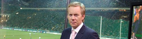 Der Beliebteste Fussball Kommentator Ist Gar Keiner Dwdl De