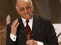 Talkmaster alfred biolek erh lt den ehrenpreis 2009 for Kochen mit biolek