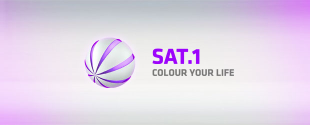 Sat.1 Logo - Colour your life