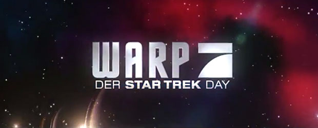 Warp Sieben - Der Star Trek Day