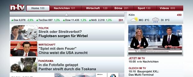 N-Tv.De Teletext