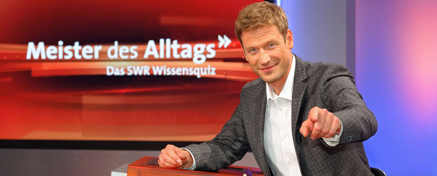 swr startet neues wissensquiz mit florian weber. Black Bedroom Furniture Sets. Home Design Ideas