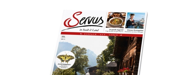 Servus In Bayern