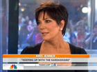 Kris Jenner bei Today Show
