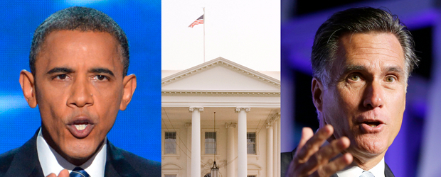 TV-Duell Obama - Romney
