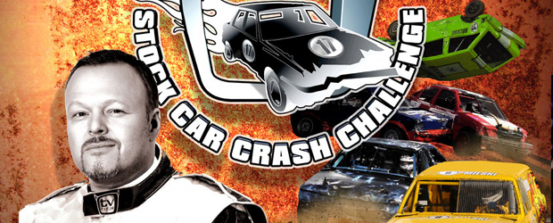 TV total Stock Car Crash Challenge