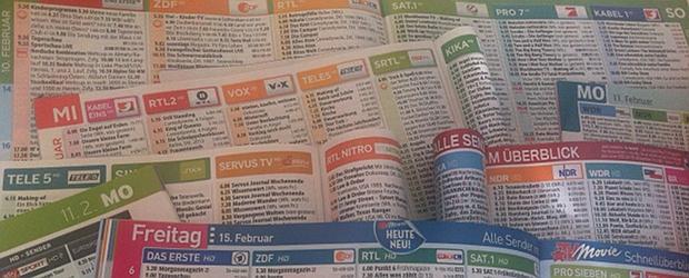 Sky Fernsehzeitung