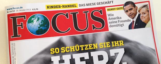 Auch der focus erscheint ab 2015 samstags for Spiegel erscheinungstag