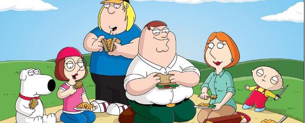 """""""Family Guy"""" auch auf neuem Sendeplatz kein Überflieger - DWDL.de"""