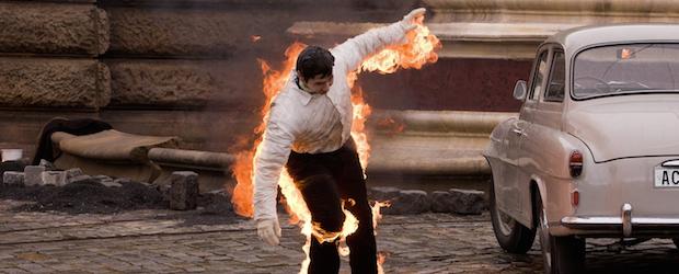 Burning Bush Verstörende Miniserie Von Hbo Europe Dwdlde
