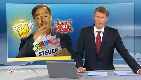 Sat 1 Nachrichtensprecher
