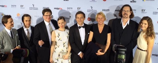 Unsere Mütter Unsere Väter Gewinnt International Emmy Dwdlde