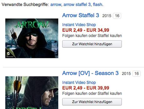 Outlander staffel 4 bei amazon prime mit deutsch