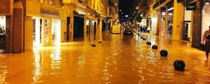 Cannes Flooding