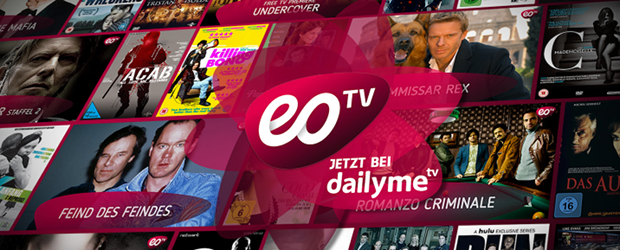 eoTV bei dailyme TV