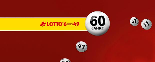 60 Jahre Lotto