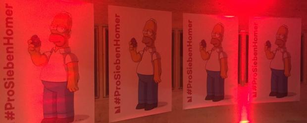 Prosieben Präsentiert Die Neue Stimme Von Homer Dwdlde
