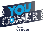 Youcomer by Samsung Gear 360