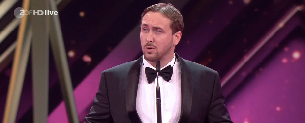 Falscher Ryan Gosling bei Goldener Kamera