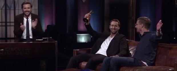 Wie Der Falsche Ryan Gosling Die Goldene Kamera Bekam Dwdlde