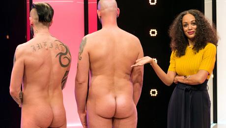 Naked Attraction: Kandidaten lassen bei Datingshow alle Hüllen fallen