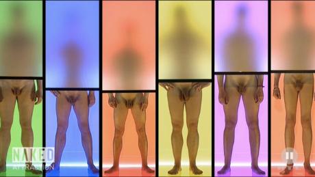 Naked Attraction Kandidaten