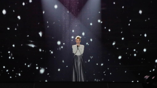 Levina beim Eurovision Song Contest