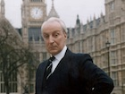 "Ian Richardson in ""House of Cards"" (UK)"