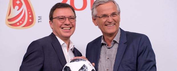 Fussball Wm In Russland Das Planen Ard Und Zdf Dwdl De