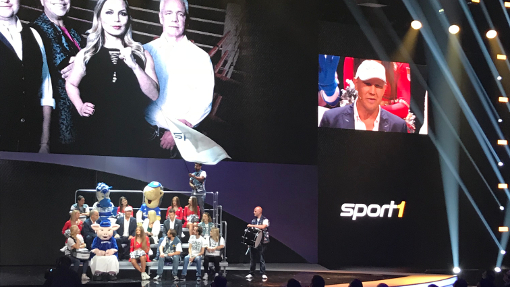 Sport1 bei den Screenforce Days 2018