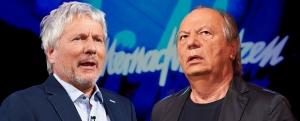 Jürgen Becker und Wilfried Schmickler
