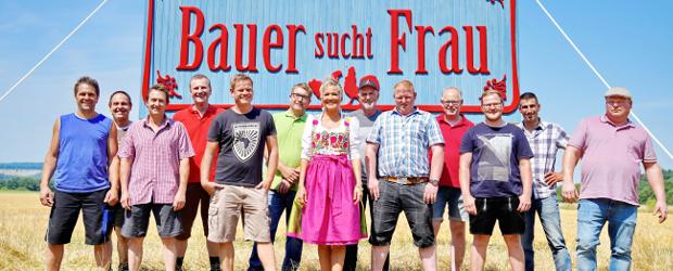 """""""Bauer sucht Frau"""" mit stärkstem Staffel-Start seit 2014"""