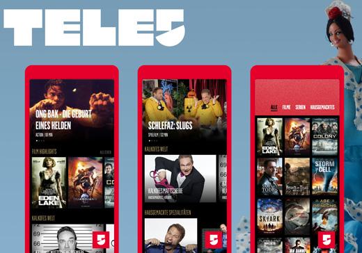 tele 5 app