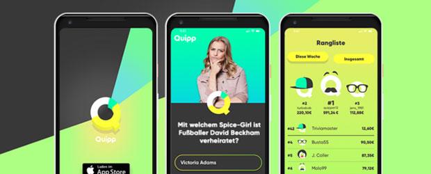 ProSiebenSat.1 steigt ins Geschäft mit Live-Quiz-Apps ein