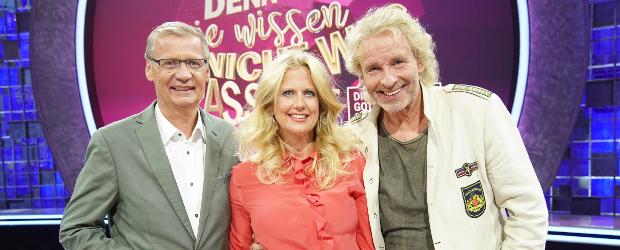 Jauch, Gottschalk und Schöneberger melden sich zurück - DWDL.de