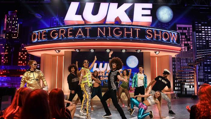 Die Great Night Show