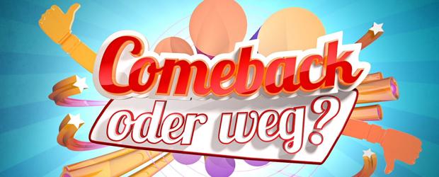 """""""Comeback oder weg?"""" enttäuscht beim Comeback - DWDL.de"""