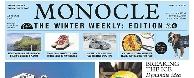 Monocle Winter Edition