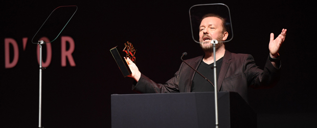 Rose d'Or 2019 / Ricky Gervais