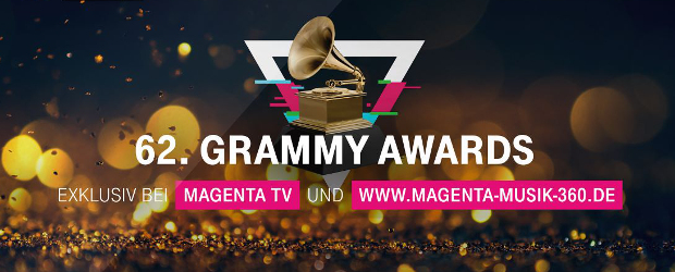Livestream: Grammy Awards wandern zu Magenta TV - DWDL.de