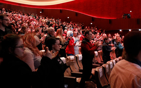 Standing Ovations bei der Picard-Premiere in Berlin