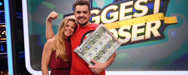 """Schwächstes """"Biggest Loser""""-Finale seit sieben Jahren - DWDL.de"""