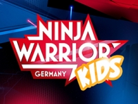Ninja Warrior Germany Kids