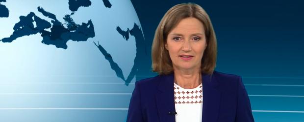 Bettina Schausten Moderiert Neuerdings Das Heute Journal Dwdl De
