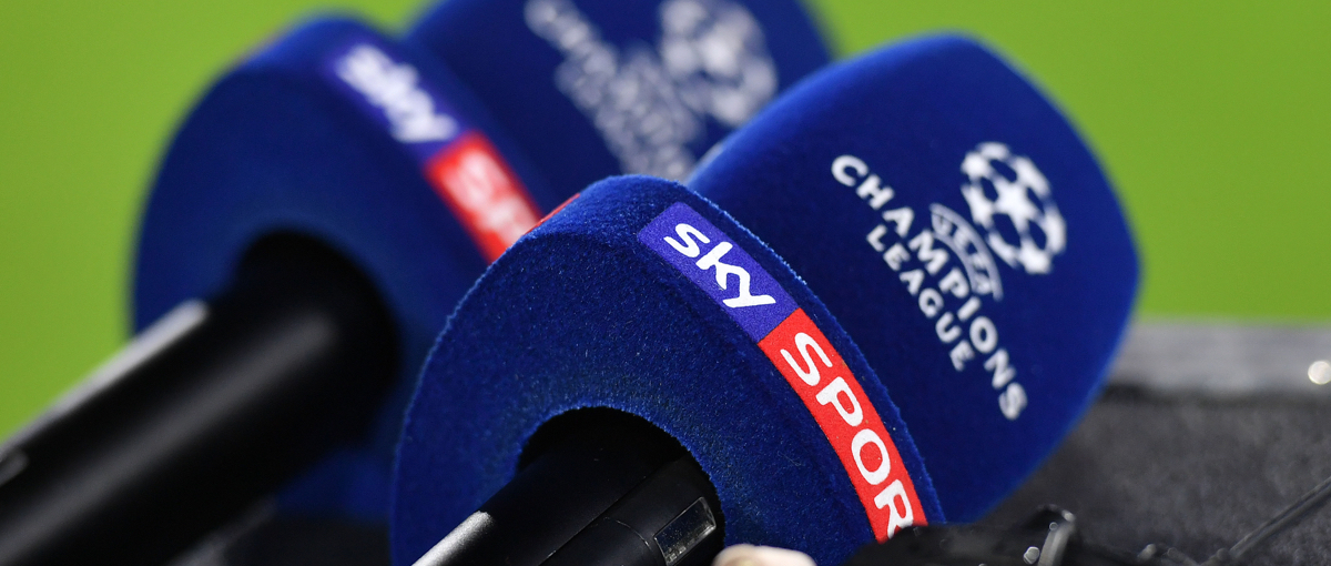 Champions League bei Sky