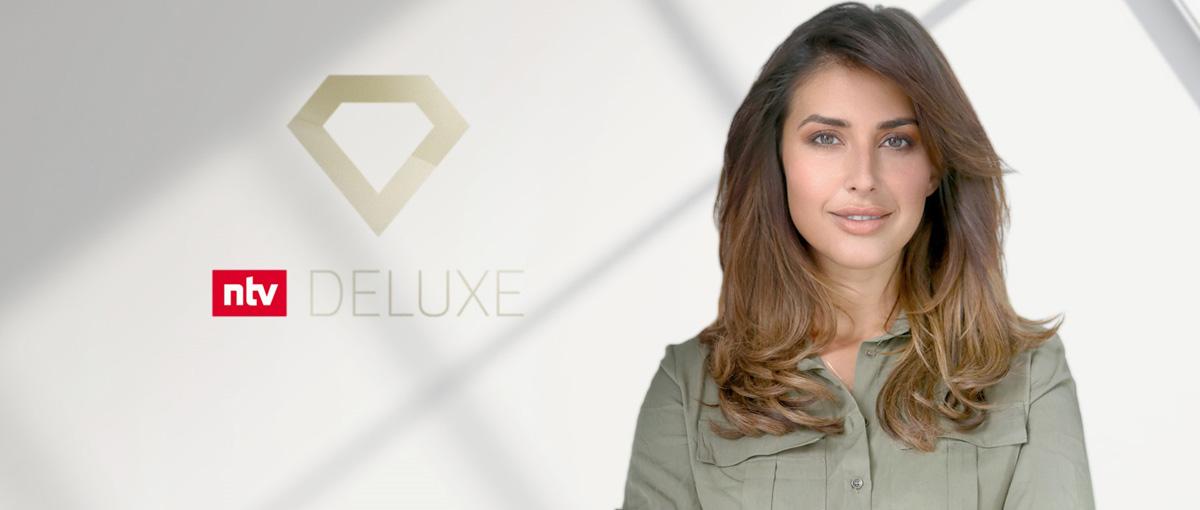 Neue Moderation Jana Azizi Prasentiert Deluxe Bei Ntv Dwdl De