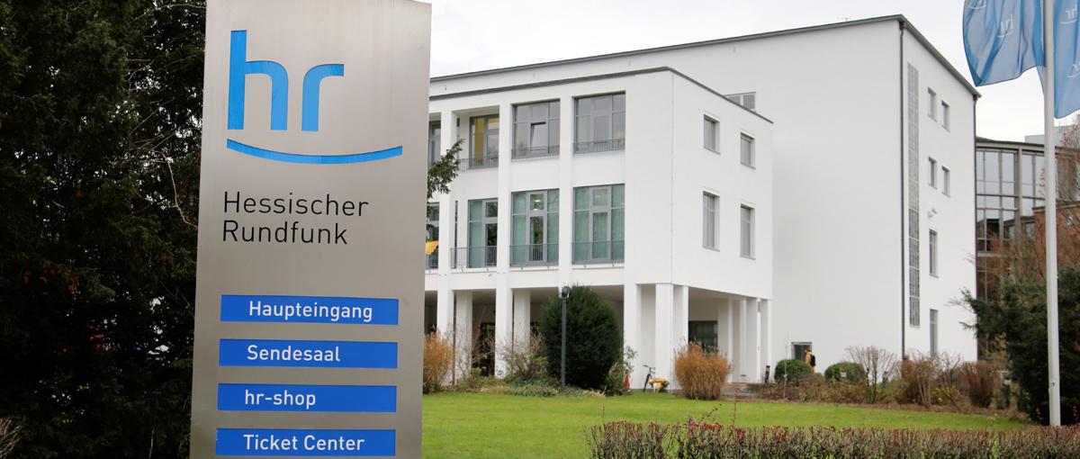 Hessischer Rundfunk Stellenangebote