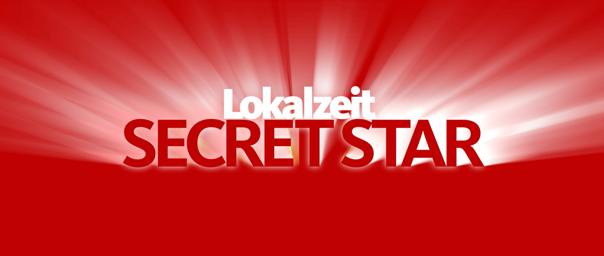 Lokalzeit Secret Star