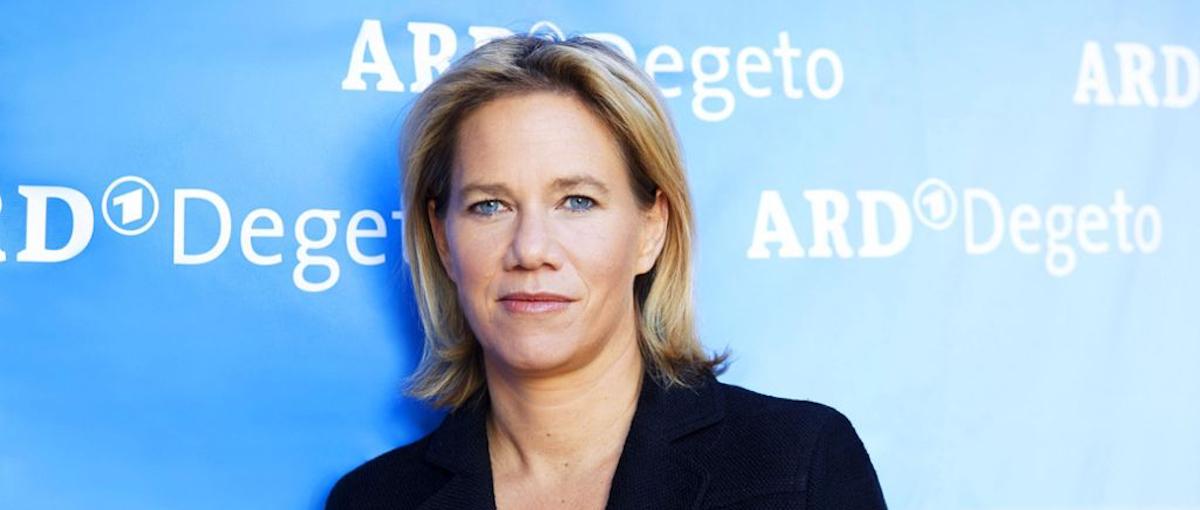 Die Erste: Christine Strobl folgt auf Programmdirektor Volker Herres - DWDL.de